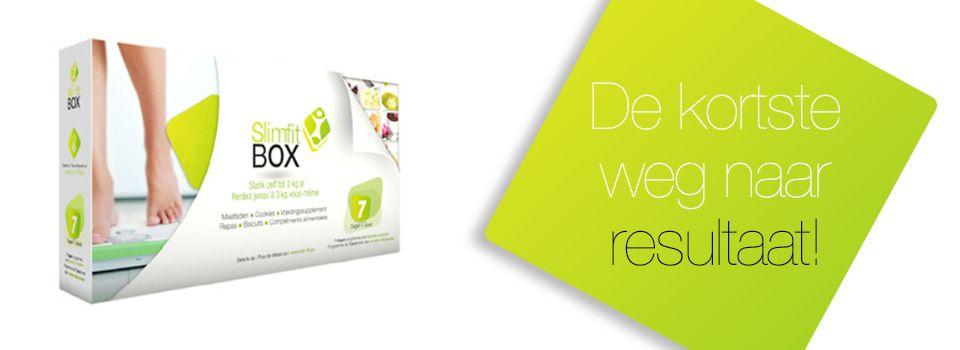 SlimFit Box | Snel op gewicht!
